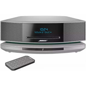 BOSE Wave SoundTouch IV Music System zilver