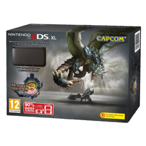 NINTENDO 3DS XL Monster Hunter Limited Edition Pack