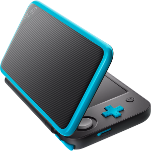NINTENDO New 2DS XL Zwart/Turkoois