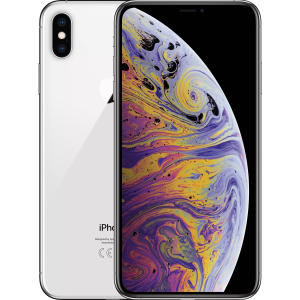 APPLE iPhone Xs Max - 256 GB Zilver