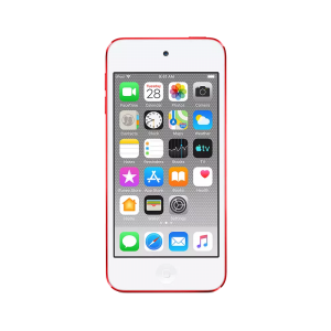 APPLE iPod touch 128GB Rood