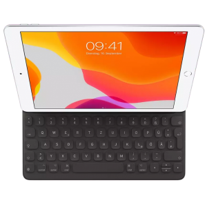 APPLE Smart Keyboard Zwart voor iPad (7e gen.) en iPad ...