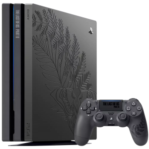 SONY Playstation 4 Pro 1TB + The Last Of Us II Limited ...