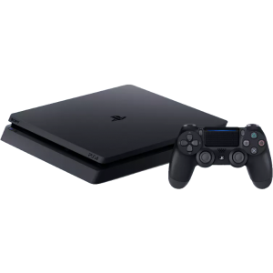 SONY PlayStation 4 (Slim) 500 GB Zwart