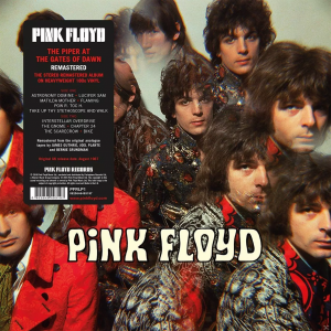Pink Floyd - The Piper At The Gates Of Dawn | LP