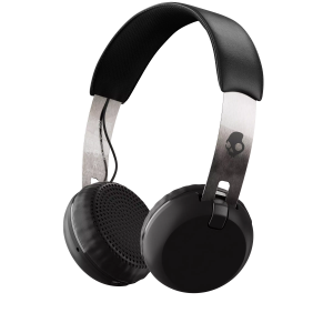 SKULLCANDY Grind wireless Black Chrome