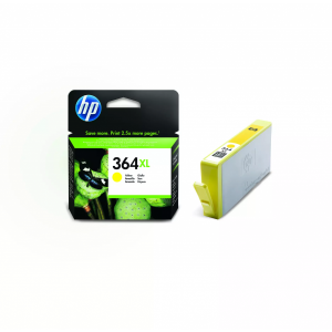 HP 364 xl ink yellow