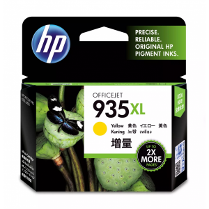 HP 935 xl ink yellow