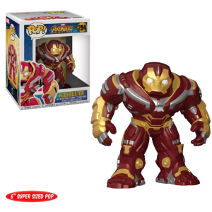 POP! Marvel: The Avengers: Infinity War - Hulkbuster