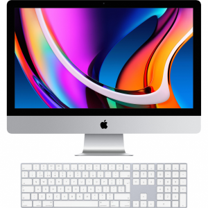 "Apple iMac 27"" (2020) MXWV2N/A + Magic Keyboard met num..."