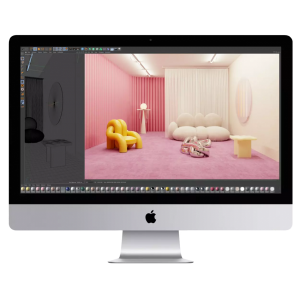 APPLE CTO/IMAC27/3.8/8/57XT/2/M/NL/1/S