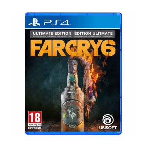 Far Cry 6 Ultimate Editie PS4