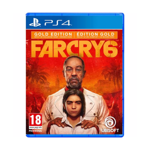 Far Cry 6 Gold Editie PS4