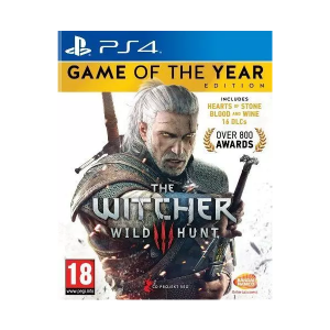 The Witcher 3 - Wild Hunt (GOTY Edition) | PlayStation ...