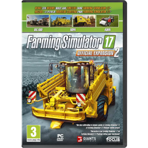 Farming Simulator 17 Official Expansion 2 | PC