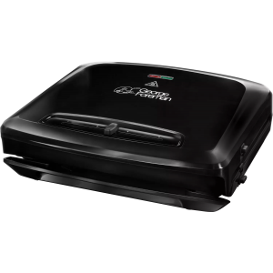 GEORGE FOREMAN Entertaining Removable Plates Grill