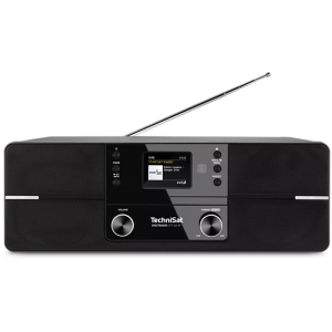 TECHNISAT DIGITRADIO 370 CD IR, zwart