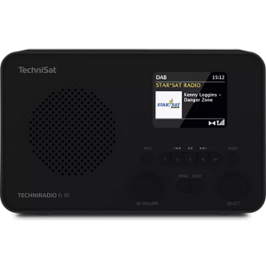TECHNISAT TECHNIRADIO 6 IR, black