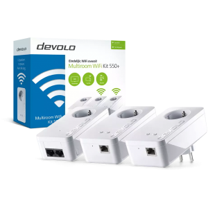 DEVOLO Multiroom WiFi Kit 550+