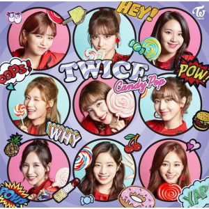 TWICE - CANDY POP | CD