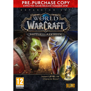 World of Warcraft: Battle for Azeroth (Expension Set) |...