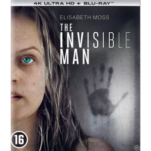Invisible Man (2020) | 4K Ultra HD Blu-ray