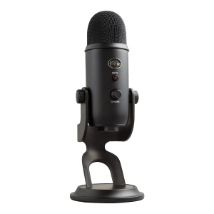 BLUE MIC Blue Yeti Blackout