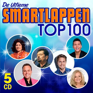Ultieme Smartlappen Top 100 (5 cd's) | CD