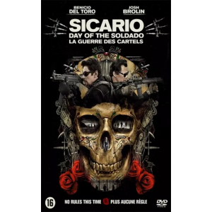 Sicario 2 - Day Of The Soldado | DVD