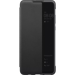 HUAWEI P30 Lite Smart View Cover Zwart