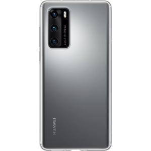 HUAWEI P40 Clear Case Transparant