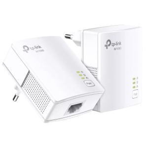 TP-LINK TL-PA7017 KIT - AV1000 Gigabit Powerline Starte...