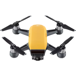 DJI Spark Fly More Combo Geel