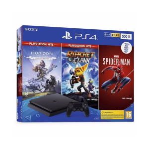 PlayStation 4 Slim 500GB + Hits Bundel