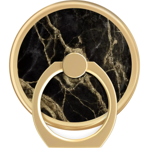 IDEAL OF SWEDEN Magnetic Ring Mount Golden Smoke Marble