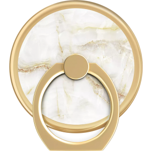IDEAL OF SWEDEN Magnetic Ring Mount Golden Pearl Marble