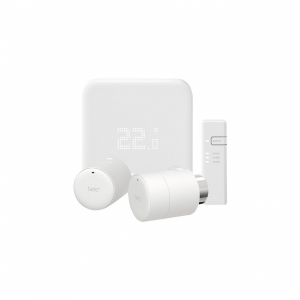 Tado Slimme Thermostaat V3+ + 2 thermostaatknoppen