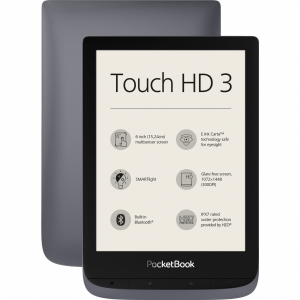 Pocketbook Touch HD 3 Grijs