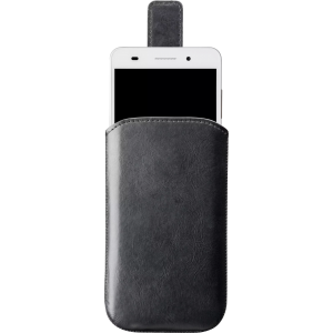 """CELLULAR-LINE Sleeve Case Pouch Up To 6.3"""" Zwart"""