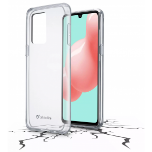 CELLULAR-LINE Samsung Galaxy A41 Clear Duo Transparant