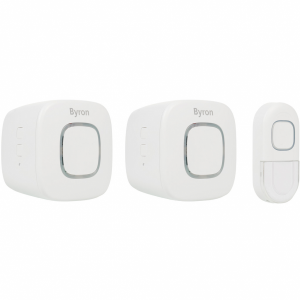 Byron DBY-24724 Wireless Doorbell Set