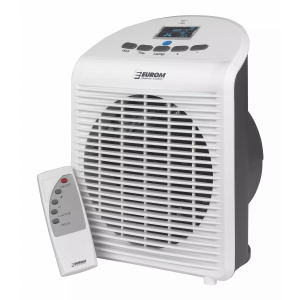 EUROM Safe-t-Fanheater 2000 LCD