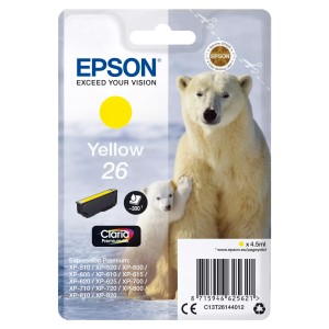 EPSON T2614 ink yellow bls