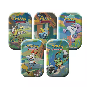 Galar Pals Mini Tin Set of 5