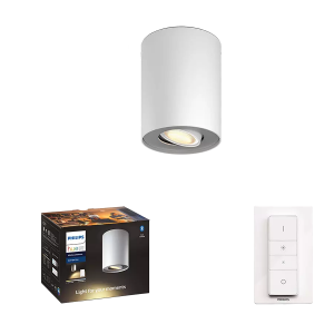 PHILIPS HUE Pillar White Ambiance Wit DS