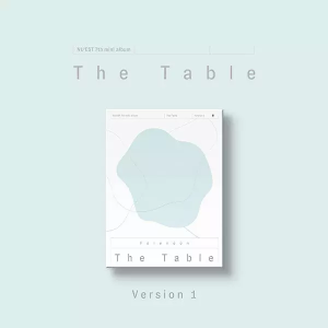 Nu'Est - The Table by Nu'est | CD-Mini-Album